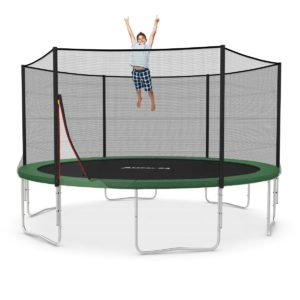 trampolin mit netz kindertrampolin vergleich ratgeber. Black Bedroom Furniture Sets. Home Design Ideas